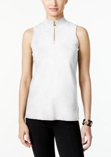 Alfani Prima Mock-Turtleneck Sweater, Only at Macy's