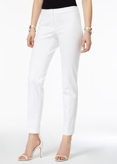 Alfani Prima Slim-Leg Ankle Pants, Only at Macy's