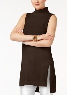 Alfani Prima Wool-Cashmere Tunic Sweater, Only at Macy's
