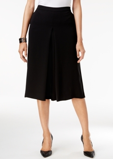 Alfani Prima Woven Culotte Pants, Only at Macy's