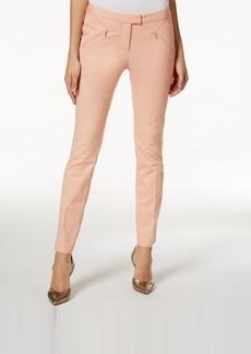 Alfani Prima Zip-Pocket Skinny Pants, Created for Macy's
