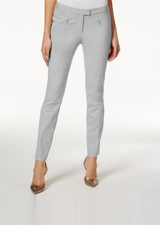 Alfani Prima Zip-Pocket Skinny Pants, Only at Macy's