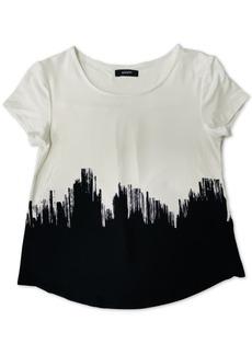 Alfani Print T-Shirt, Created for Macy's