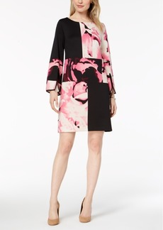 Alfani Petite Printed Swing Dress, Created for Macy's