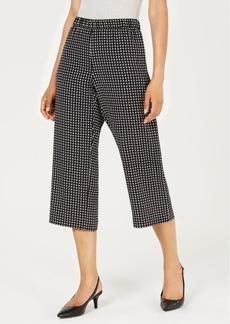 Alfani Petite Printed Culottes, Created for Macy's