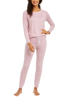 Alfani Printed Pajamas Set, Created for Macy's