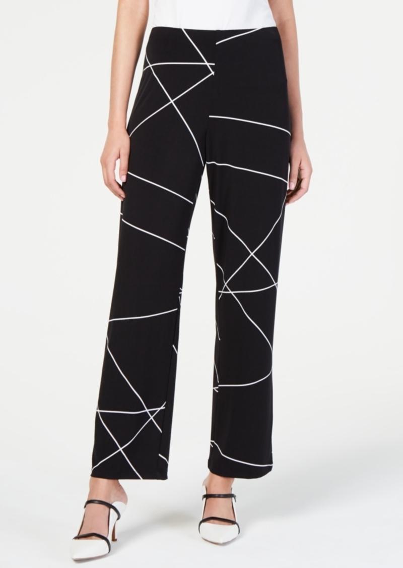 Alfani Printed Pants, Created for Macy's
