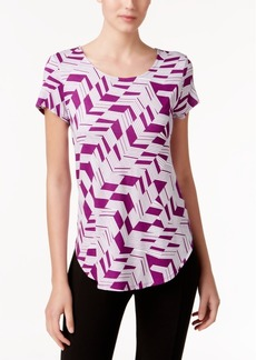 Alfani Printed T-Shirt, Only at Macy's
