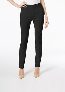 Alfani Pull-On Skinny Ankle Pants, Created for Macy's