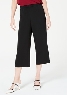 Alfani Petite Pull-On Culottes, Created for Macy's