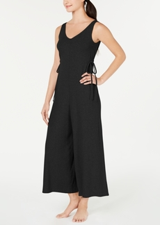 Alfani Ribbed Jumpsuit, Created for Macy's