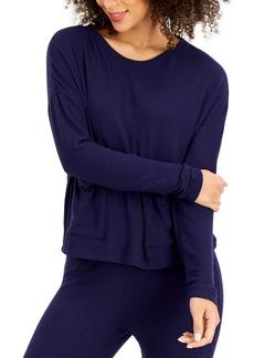 Alfani Ribbed Sleep Top, Created for Macy's