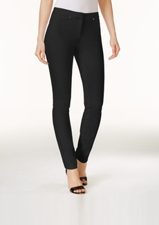 Alfani Rivet-Trim Skinny Pants, Only at Macy's