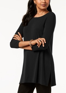Alfani Scoop-Neck Tunic, Created for Macy's
