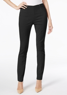 Alfani Seamed Pull-On Skinny Ankle Pants, Created for Macy's