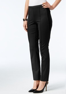 Alfani Seamed Skinny Pants, Only at Macy's