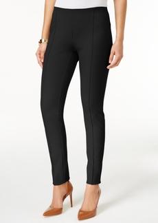 Alfani Seamed Skinny Pants, Only at Macy's