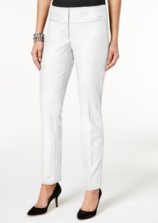 Alfani Slim Straight-Leg Pants, Only at Macy's