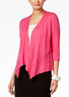 Alfani Slub-Knit Cardigan, Only at Macy's