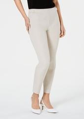 Alfani Snap-Hardware Pull-On Skinny Pants, Created for Macy's