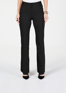 Alfani Snap-Waist Trousers, Created for Macy's