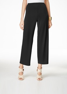 Alfani Soft-Knit Dressing Culottes, Only at Macy's