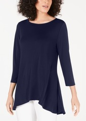 Alfani Solid Swing Top, Created for Macy's