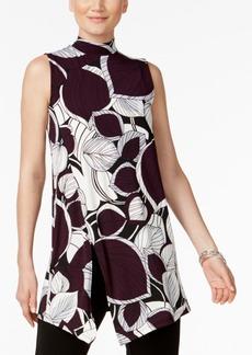 Alfani Split-Front Tunic, Created for Macy's