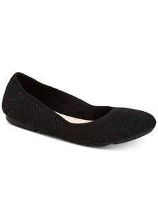 Alfani Step 'N Flex Tamii Knit Flats, Created for Macy's Women's Shoes