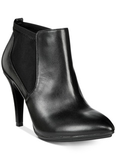 Alfani Steviee Ankle Booties, Created for Macy's Women's Shoes