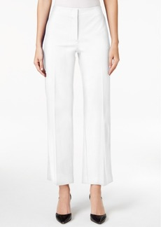 Alfani Straight-Leg Cropped Pants, Only at Macy's