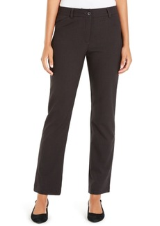 Alfani Straight-Leg Pants, Created For Macy's