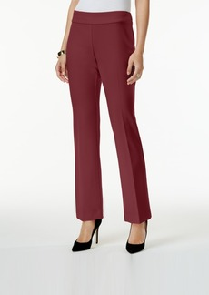 Alfani Straight Leg Pants, Only at Macy's