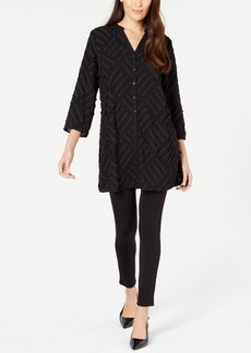 Alfani Textured Tunic, Created for Macy's