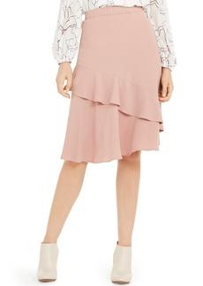 Alfani Tiered Ruffle Skirt, Created For Macy's