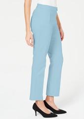 Alfani Tummy-Control Slim-Leg Pants, Created For Macy's
