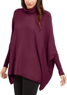 Alfani Turtleneck Poncho Sweater, Created for Macy's