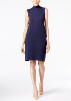 Alfani Turtleneck Sweater Dress, Only at Macy's