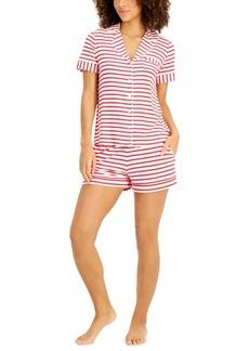 Alfani Ultra-Soft Pajama Set, Created for Macy's