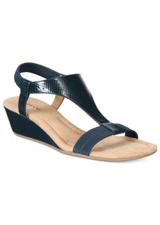 Alfani Vacanzaa Wedge Sandals, Only at Macy's Women's Shoes