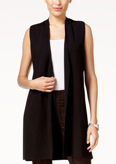 Alfani Vest Cardigan, Created for Macy's