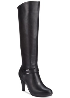 Alfani Viollah Tall Dress Boots, Only at Macy's Women's Shoes