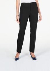 Alfani Wide-Waistband Curvy Slim-Leg Pants, Created for Macy's