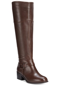 Alfani Women's Biliee Riding Boots, Only at Macy's Women's Shoes