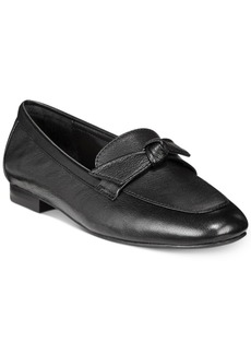 Alfani Women's Cass Step 'N Flex Bow Loafer Flats, Created for Macy's Women's Shoes