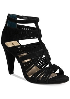 Alfani Women's Chloey Cutout Dress Sandals, Only at Macy's Women's Shoes