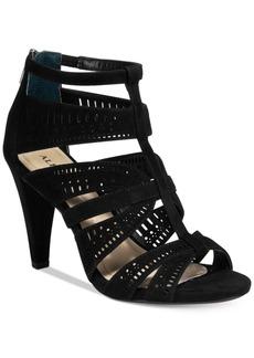 Alfani Women's Chloey Cutout Dress Sandals, Only at Macy's Women's Shoes