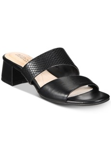 Alfani Women's Eviee Step 'N Flex Slide-On Sandals, Created for Macy's Women's Shoes