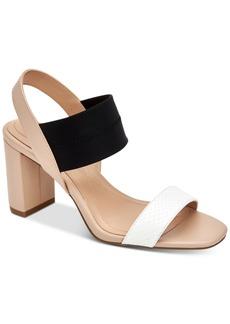 Alfani Women's Fllip Neoprene Dress Sandals, Created for Macy's Women's Shoes