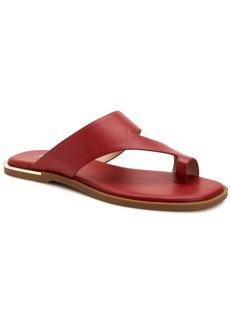 Alfani Women's Freddee Toe-Ring Flat Sandals, Created for Macy's Women's Shoes